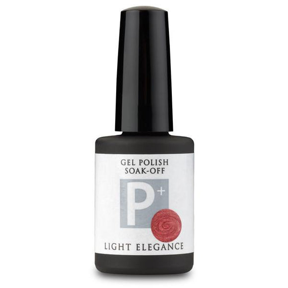 P+ Sleigh Ride Gel Polish - Light Elegance