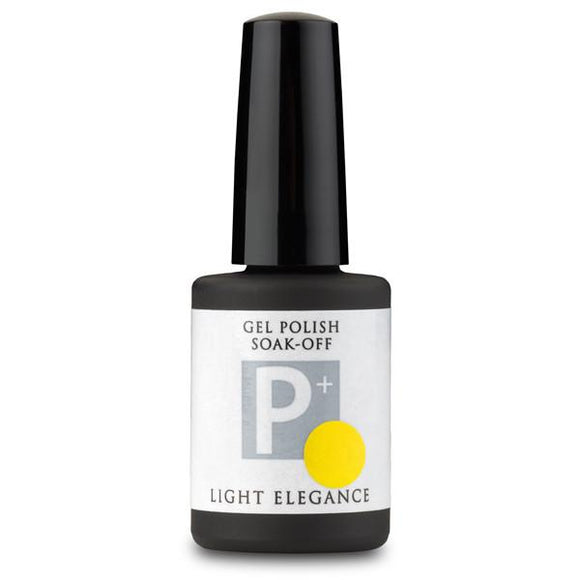 P+ Smiley Gel Polish - Light Elegance