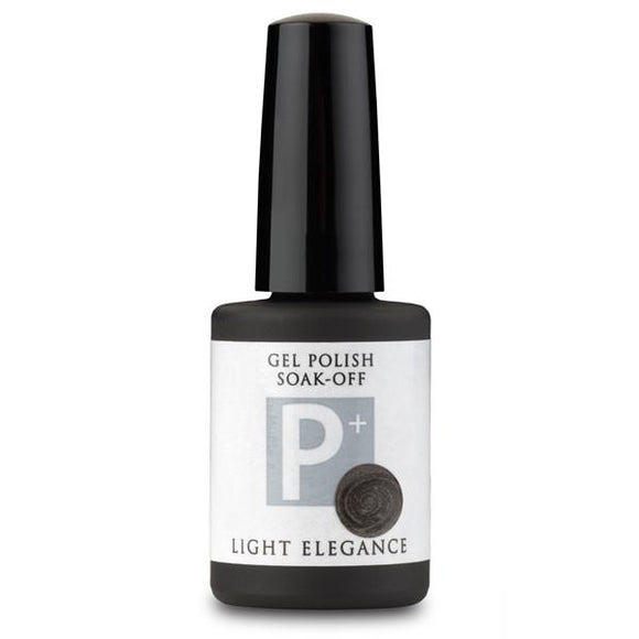 P+ Snow Cave Gel Polish - Light Elegance