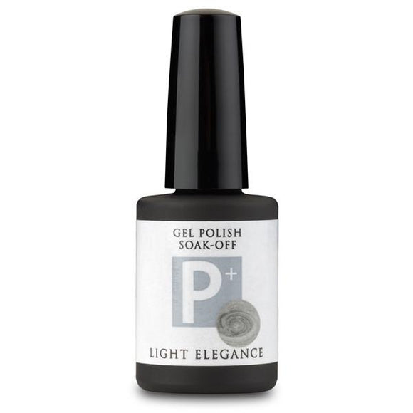 P+ Spacey Lacey Gel Polish - Light Elegance