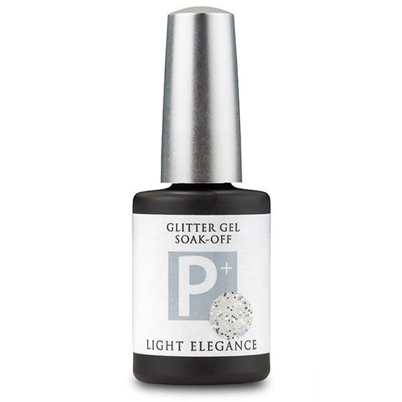 P+ Big Diamond Glitter Gel - Light Elegance