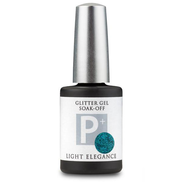 P+ Lagoon Glitter Gel - Light Elegance