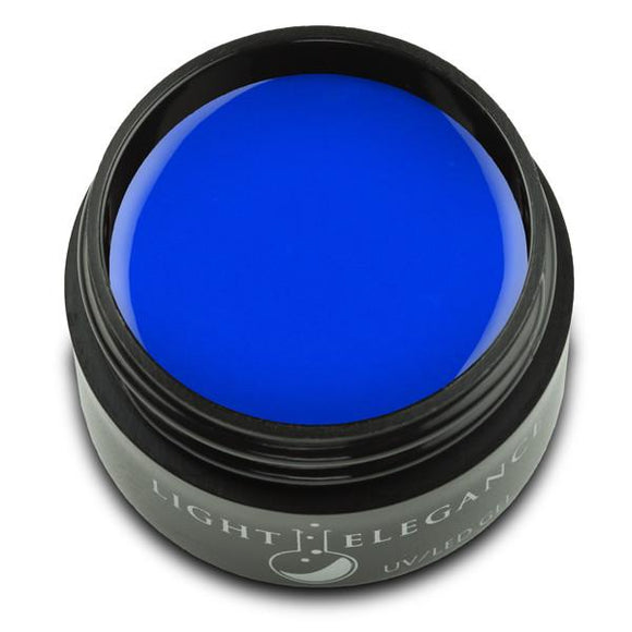 Peek-A-Blue UV/LED Color Gel - Light Elegance