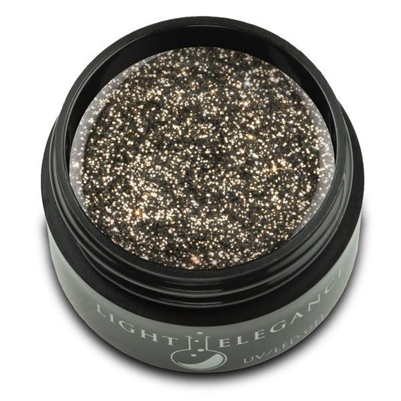 Premium Blend UV/LED Glitter Gel - Light Elegance