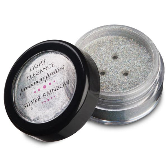 Silver Rainbow Halo Pretty Powder - Light Elegance