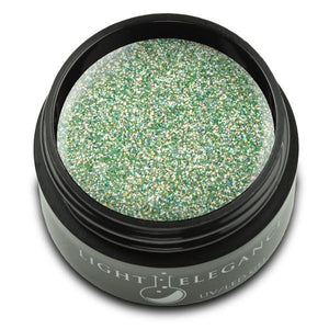 Spearmint UV/LED Glitter Gel - Light Elegance