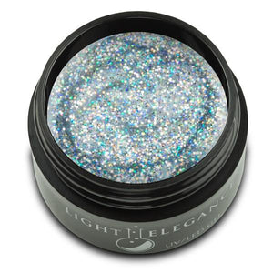 Tiara UV/LED Glitter Gel - Light Elegance
