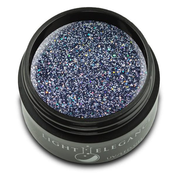 Titanium UV/LED Glitter Gel - Light Elegance