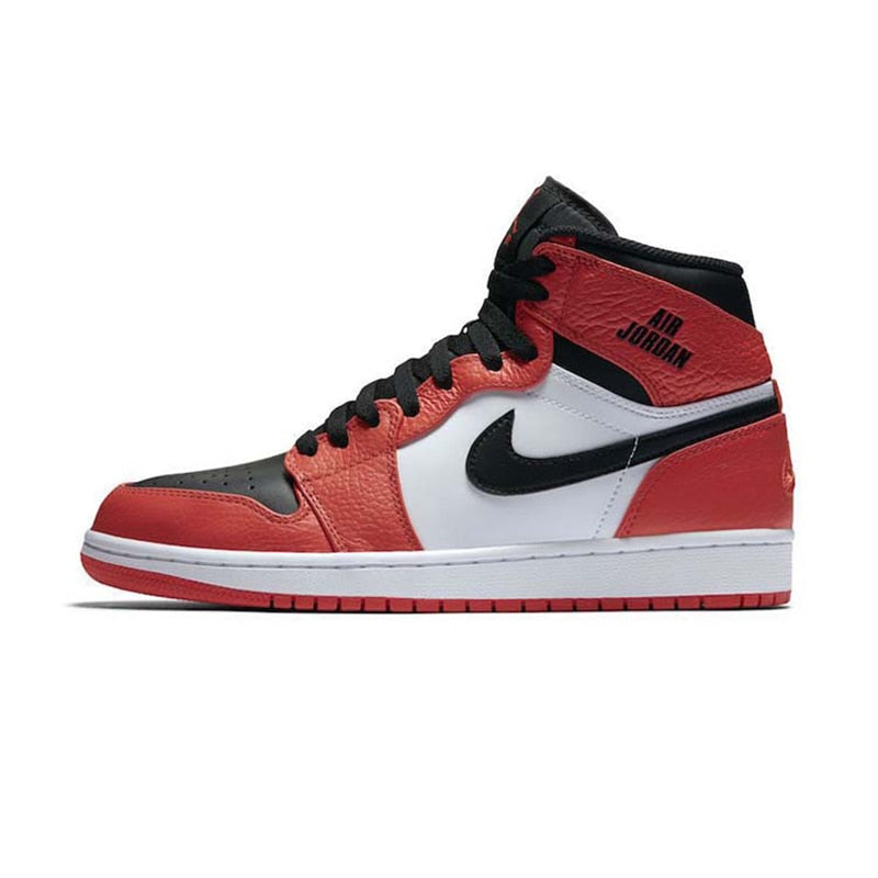 finest selection 1a3b6 4070e ... Official Nike Air Jordan 1 Men s Retro High-Top Basketball Shoes -  DealCity Depot ...