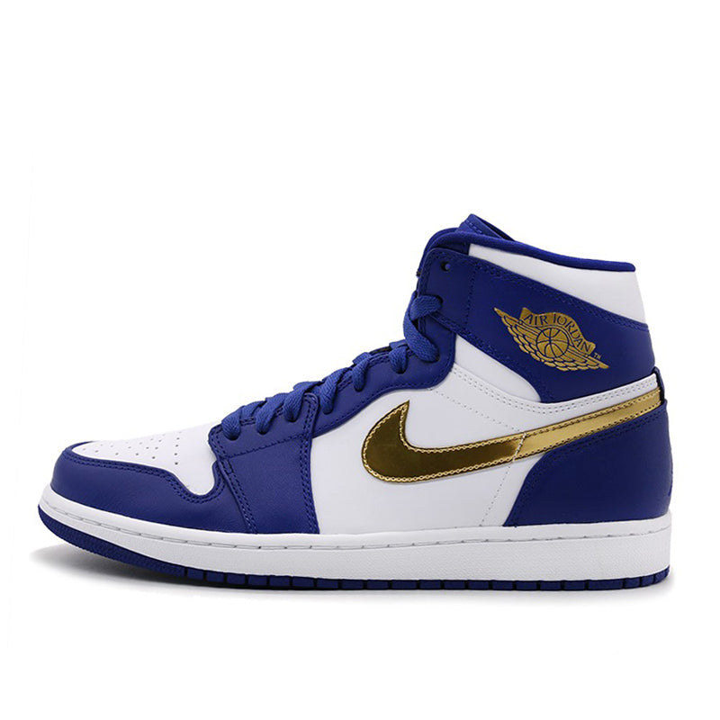 Official Nike Air Jordan 1 Men S Retro High Top Basketball Shoes