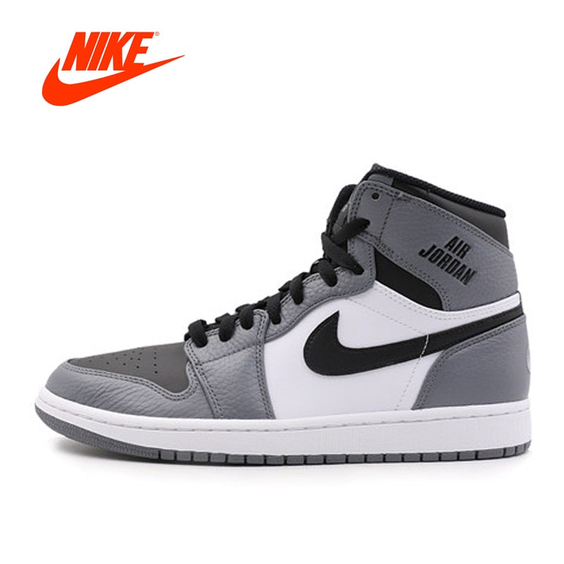 sale retailer c1ccb fc47b Official Nike Air Jordan 1 Men s Retro High-Top Basketball Shoes - DealCity  Depot ...