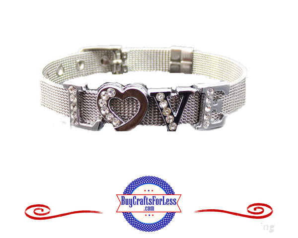Valentines Day gift, Valentines Day jewelry, best Valentines Day gift, Love bracelet, Stainless steel slider bracelet, 8mm stainless steel bracelet, Slider letter bracelet, slide bracelet, slide 8mm bracelet, slide charm bracelet, slide charms, Etsy jewelry, Etsy BuyCraftsForLess, Etsy crafts for less, gifts for her, Richards Crafts, 8mm bracelets, Love bracelet gift, 8mm slide bracelet, slide jewelry