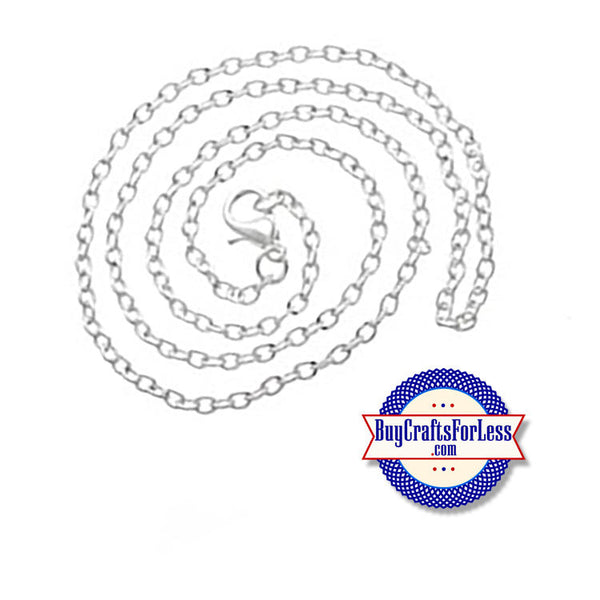 link chain, pendant chain, chain for pendants, jewelry chain, necklace chain, chain for pendant, silver chain, crafts for less, BuyCraftsForLess, Etsy crafts for less, Richards Crafts, #Pendant chain, #Chain for pendant