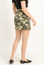 Urban Camouflage Skirt (side2)
