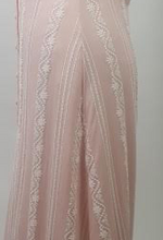 Cotton Candy Kind'a Day Maxi Sundress - Pink (side skirt).png