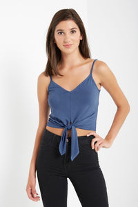 Summer Lov'n Cami Top (denim blue)