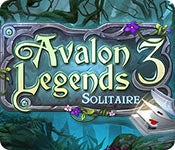 Card and Board game - Avalon Legends Solitaire 3