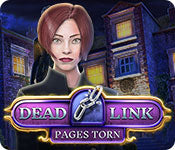 Hidden Object game - Dead Link: Pages Torn