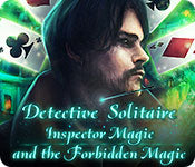Card and Board game - Detective Solitaire: Inspector Magic and the Forbidden Magic