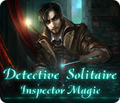 Card and Board game - Detective Solitaire Inspector Magic