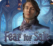 Hidden Object game - Fear for Sale: Tiny Terrors