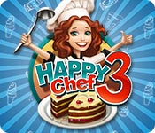Time Management game - Happy Chef 3