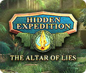 Hidden Object game - Hidden Expedition: The Altar of Lies