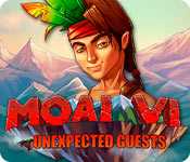 Time Management game - Moai VI: Unexpected Guests