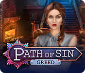 Hidden Object game - Path of Sin: Greed