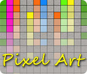 Puzzle game - Pixel Art