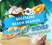 Card and Board game - Solitaire Beach Season: Sounds of Waves