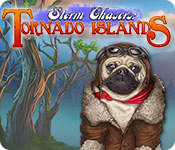 Match 3 game - Storm Chasers: Tornado Islands