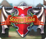 Match 3 game - Storm Tale