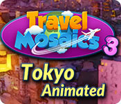 Puzzle Game - Travel Mosaics 3: Tokyo Animated