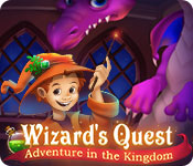 Match 3 game - Wizard's Quest: Adventure in the Kingdom