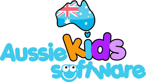 Aussie Kids Software computer games for kids