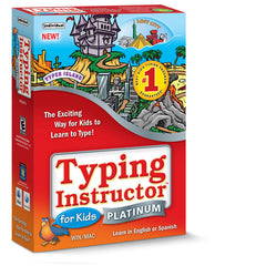 Buy Typing Instructor for Kids Platinum 5.0 Windows download version