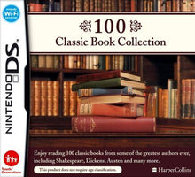 Buy 100 Classic Book Collection for DS in Australia