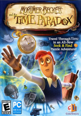 Mortimer Beckett and the Time Paradox cd-rom version