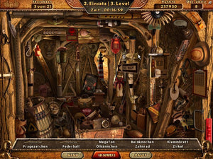 Find the hidden object games - Amazing Adventures Lost Tomb cd-rom