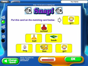 Braintastic Word Skills One ages 5 to 7 download version