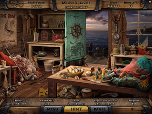 Find the hidden object games - Hidden Object Adventure Collection