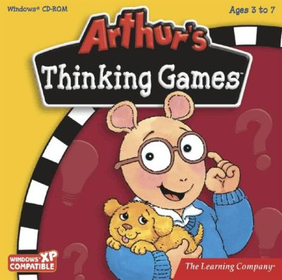 Critical thinking computer game for kids