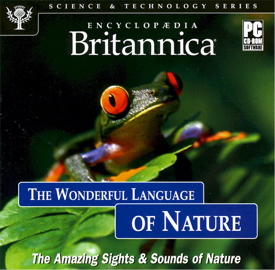 Encyclopaedia Britannica The Wonderful Language of Nature