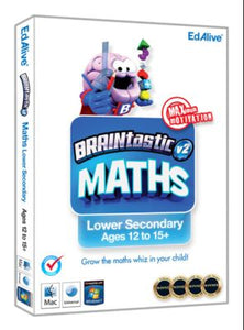 Braintastic Maths Lower Secondary