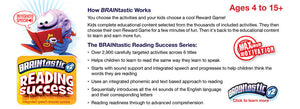 Braintastic Reading Success Six ages 10 to 15+ download version