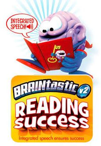 Braintastic Reading Success Four ages 7 to 9 download version