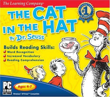Dr Seuss The Cat in the Hat Living Book