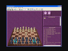 Chess vs Computer in Championship Chess computer game