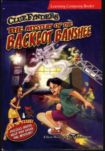 ClueFinders Mystery of the Backlot Banshee